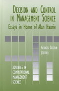 Decision and Control in Management Science 1st edition 9780792379379 0792379373