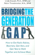 Bridging the Generation Gap 1st Edition 9781564148988 156414898X