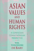 Asian Values and Human Rights 0 9780674001961 0674001966