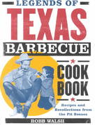 Legends of Texas Barbecue Cookbook 0 9780811829618 0811829618
