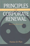 Principles of Corporate Renewal, Second Edition 2nd Edition 9780472113668 0472113666