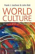World Culture 1st edition 9780631226772 063122677X