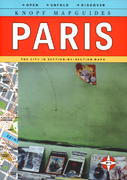 Knopf MapGuide: Paris 1st Edition 9780307263889 0307263886