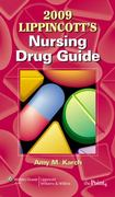 2009 Lippincott's Nursing Drug Guide 1st edition 9780781792882 0781792886