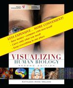 Visualizing Human Biology, Second Edition Binder Ready Version 0 9780470418420 0470418427