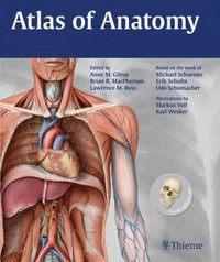 Atlas of Anatomy 1st Edition 9781604060621 160406062X