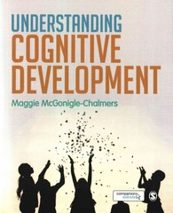 Understanding Cognitive Development 1st Edition 9781412928816 1412928818