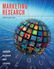 Marketing Research 10th edition 9780470317259 0470317256