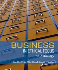 Business in Ethical Focus 1st Edition 9781551116617 1551116618