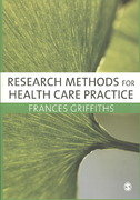 Research Methods for Health Care Practice 0 9781412935777 1412935776
