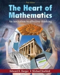 The Heart of Mathematics An Invitation to Effective Thinking