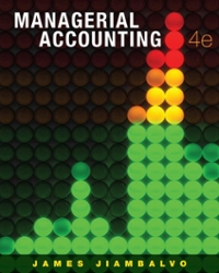 Managerial Accounting 4th Edition 9780470333341 0470333340