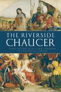 The Riverside Chaucer 3rd Edition 9780199552092 0199552096