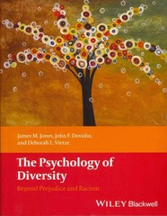 The Psychology of Diversity 1st Edition 9781118587898 1118587898
