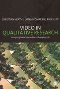 Video in Qualitative Research 0 9781412929431 1412929431