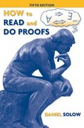 How to Read and Do Proofs 5th edition 9780470392164 0470392169
