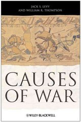 Causes of War 1st Edition 9781405175593 1405175591