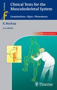 Clinical Tests for the Musculoskeletal System 2nd edition 9783131367921 313136792X