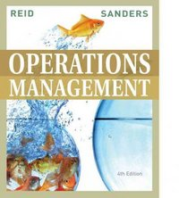 Operations Management 4th edition 9780470325049 0470325046