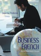 Business French 1st Edition 9780470428948 0470428945