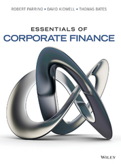 Essentials of Corporate Finance 1st Edition 9780470444658 0470444657