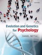 Evolution and Genetics for Psychology 0 9780199231515 0199231516