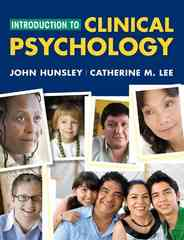 Introduction to Clinical Psychology 1st edition 9780470437513 0470437510