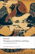 Theogony and Works and Days 0 9780199538317 019953831X
