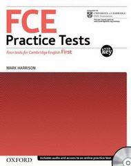 FCE Practice Tests w/key and Audio CDs pack 2nd edition 9780194568753 019456875X