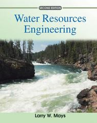 Water Resources Engineering 2nd edition 9780470460641 0470460644