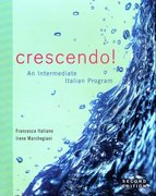 Crescendo! 2nd edition 9780470424117 0470424117