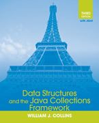 Data Structures and the Java Collections Framework 3rd edition 9780470482674 0470482672