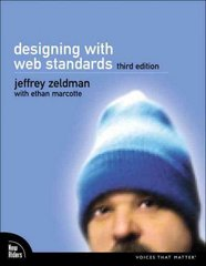 Designing with Web Standards 3rd Edition 9780321616951 0321616952