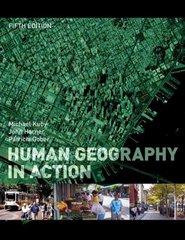 Human Geography in Action 5th edition 9780470484791 0470484799