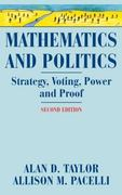 Mathematics and Politics 2nd edition 9780387776439 0387776435