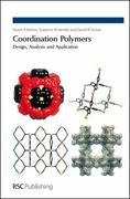 Coordination Polymers 1st edition 9780854048373 0854048375
