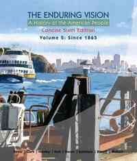 The Enduring Vision 6th edition 9780547222783 0547222785