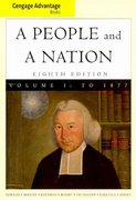 Cengage Advantage Books: A People and a Nation 2nd edition 9780547060361 054706036X