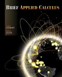 Brief Applied Calculus 1st edition 9780534423827 0534423825