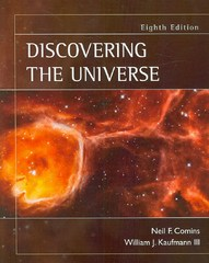 Discovering the Universe & Starry Night Enthusiast CD-ROM 8th edition 9781429220101 1429220104