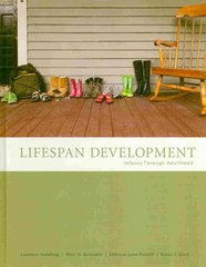 Life-Span Development 1st edition 9780618721566 0618721568