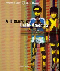 A History of Latin America 8th edition 9780618783182 0618783180