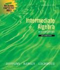 Intermediate Algebra with Applications Media Enhanced Edition