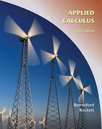 Applied Calculus 5th edition 9780547169781 0547169787