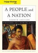 Cengage Advantage Books: A People and a Nation 2nd edition 9780547060378 0547060378