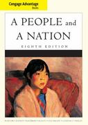 Cengage Advantage Books: A People and a Nation 2nd edition 9780547060330 0547060335