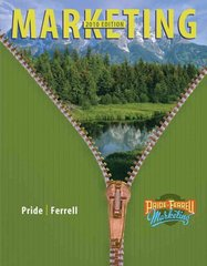 Marketing 15th edition 9780547167473 0547167474