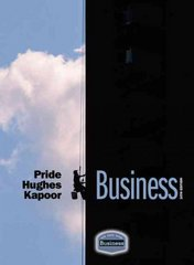 Business 10th edition 9780324829556 0324829558