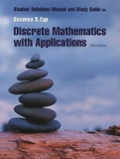 Bundle: Discrete Mathematics with Applications, 3rd + Student Solutions Manual