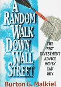 A Random Walk down Wall Street 6th edition 9780393038880 0393038882